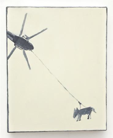 Bruno Dunley, Helicoptero II, 2010, oleo sobre tela, 30 x  24 cm.jpg