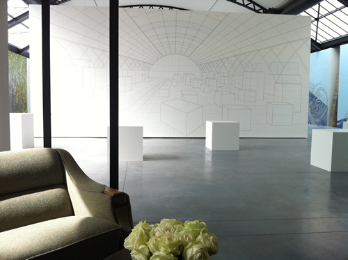 7SP no CAB Art Center