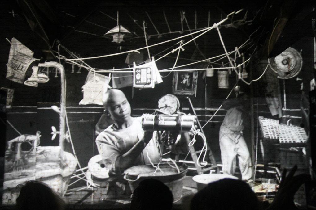 William Kentridge na Documenta 13